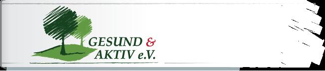 logo gesund und aktiv e.v.